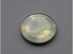 Euro mince - FINSKO - 200 let od založení Finské národní banky UNC 2011