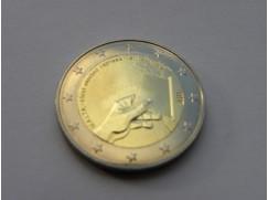 Euro mince - MALTA - první volby 1849  UNC 2011