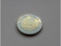 Euro mince - NĚMECKO - Kolínská katedrála - mincovny A,D,F,G,J, soubor 5ks UNC 2011
