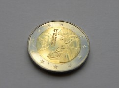 Euro mince - NIZOZEMÍ - Erasmus  UNC 2011