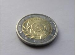 Euro mince - ŘECKO - pořádání světových Speciálních Olympijských Her  UNC 2011