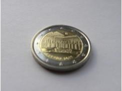 Euro mince - ŠPANĚLSKO -Lví nádvoří v Alhambře, Generalife a Albayzín (Granada)  UNC  2011