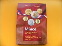 katalog Mince Československa , České a slovenské republiky 1918-2020