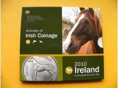 Sada Euro mincí - IRSKO  2010 (originál BU sada)