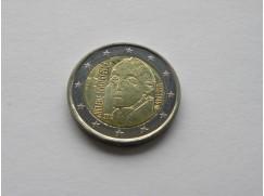 Euro mince Finsko  150. výročí narození umělkyně Helene SCHJERFBECKOVÉ 2012 UNC