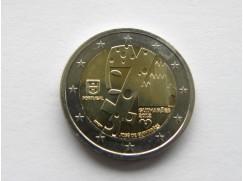 Euro mince - PORTUGALSKO -Ustanovení města Guimarães evropským hlavním městem kultury UNC 2012