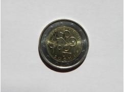 2 euro mince sběratelské FINSKO  parlament 2013 UNC