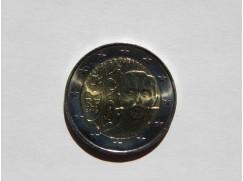 2 euromince sběratelské FRANCIE Coubertin 2013 UNC