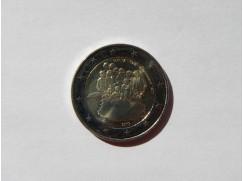 2 euro mince sběratelské MALTA  2013 UNC