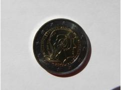 2 euro mince sběratelské NIZOZEMÍ - 200 let  2013 UNC