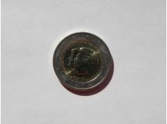 2 euro mince sběratelské Nizozemí dvojportrét 2013   UNC