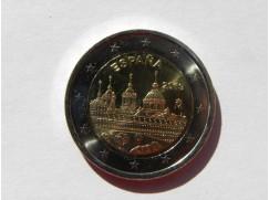 2 euro mince sběratelské Španělsko  2013   UNC