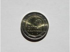 2 euro mince sběratelské BELGIE  I. světová válka 2014 UNC