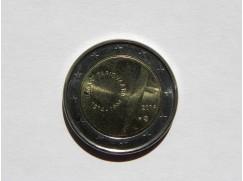 2 euro mince sběratelské Finsko 2014 UNC - Ilmari Tapiovaara