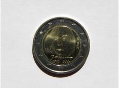 2 euro mince sběratelské Finsko 2014-Tove Jansson UNC