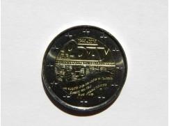 2 euro mince sběratelské FRANCIE Den D,  2014 UNC