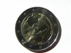 2 euro mince sběratelské Malta Nezávislost 1964, 2014 UNC