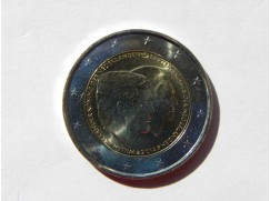 2 euro mince sběratelské NIZOZEMÍ  2014 UNC