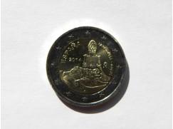 2 euro mince sběratelské ŠPANĚLSKO   Guel 2014 UNC