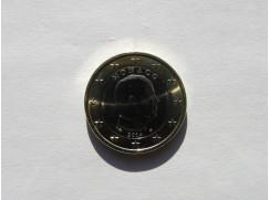 1 euro mince Monako 2014 UNC