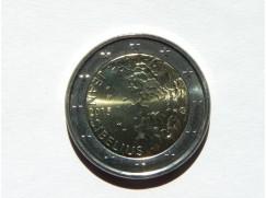2 euro mince sběratelské Finsko 2015 - Jean Sibelius UNC