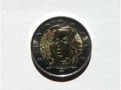 2 euro mince sběratelské Francie 2015 - Svoboda UNC