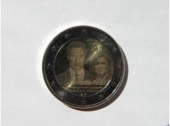 2 euro mince sběratelské Lucembursko 2015 - Henri UNC