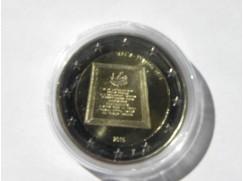 2 euro mince sběratelské Malta 2015 - Republika -holandská ražba UNC