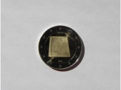 2 euro mince sběratelské Malta 2015 - vyhlášení republiky v 1974 - UNC