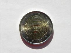 2 euro mince sběratelské Slovensko  2015 - 200 let od narození Ludovíta Štúra  UNC