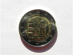 2 euro mince sběratelské Slovinsko  2015 - založení Emony  UNC