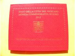 2 euro mince sběratelské Vatikán 2015 - Philadelphia  UNC