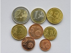 sada euromincí Lucembursko 2016- UNC