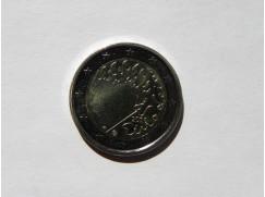 2 euro mince sběratelské Finsko 2016 - 90 let od úmrtí Eino Leino- UNC