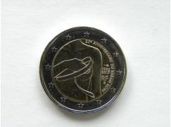 2 euro mince sběratelské Francie 2017 - Prevence rakoviny