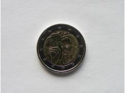 2 euro mince sběratelské Francie 2017 - Rodin - UNC