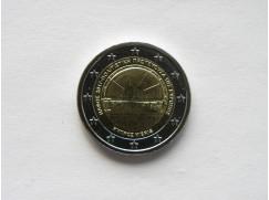 2 euro mince sběratelské Kypr 2017 UNC - Paphops -  Evropské město kultury 2017 - zv.r.