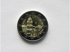 2 euro mince sběratelské Litva 2017 - Vilnius - UNC