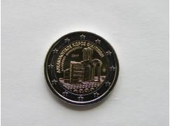 2 euro mince sběratelské Řecko 2017 UNC - Archeologické naleziště Philippi - zv.r.