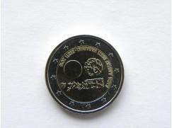 2 euro mince sběratelské Estonsko 2018 - Nezávislost motiv 2 - UNC