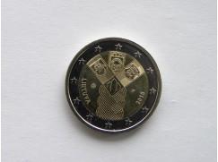 2 euro mince sběratelské Litva 2018 - Nezávislost - UNC