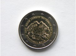2 euro mince sběratelské Portugalsko 2018 - Ajuda - UNC