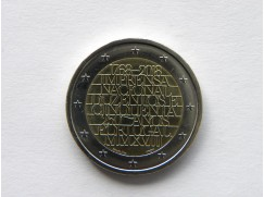 2 euro mince sběratelské Portugalsko 2018 - Mincovna - UNC