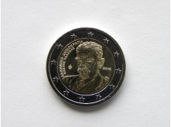 2 euro mince sběratelské Řecko 2018 - Palamas  - UNC