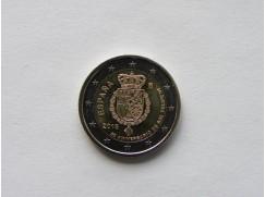 2 euro mince sběratelské Španělsko 2018 - Filip VI - UNC