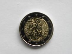 2 euro mince sběratelské Francie 2019 - zeď - UNC