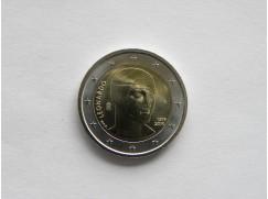 2 euro mince sběratelské Itálie 2019 - UNC