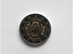 2 euro mince sběratelské Litva 2019 - Samogitia - UNC
