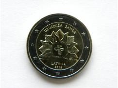 2 euro mince sběratelské Lotyšsko 2019 - UNC