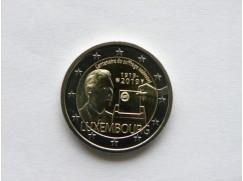 2 euro mince sběratelské Lucembursko 2 2019 - hlasovací práva UNC